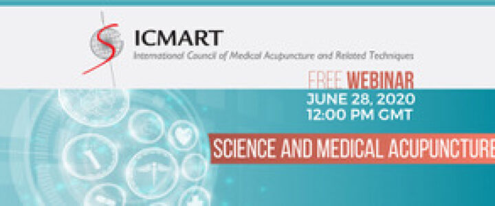 Webinar Science and Medical Acupuncture by Icmart